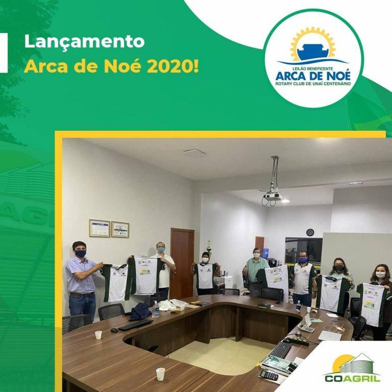 Lançamento Arca de Noé 2020!